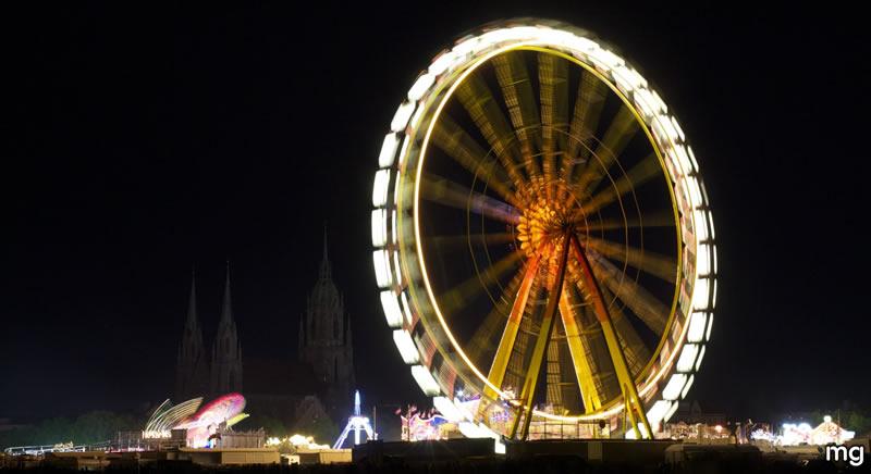 Riesenrad Oktoberfest München